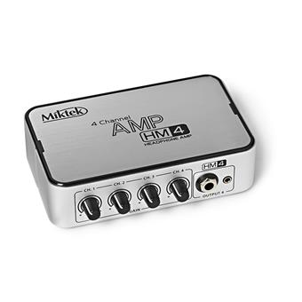 Miktek HM-4 headphone amplifier