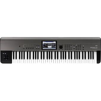 Korg Krome EX-73 workstation