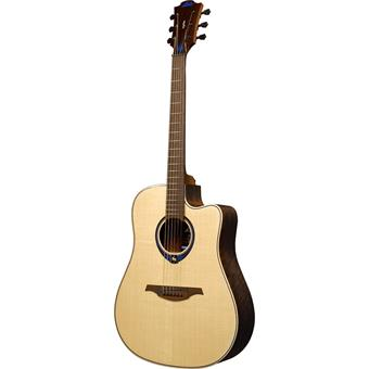 Lâg THV20DCE HyVibe acoustic-electric dreadnought guitar