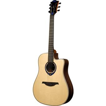 Lâg THV30DCE HyVibe acoustic-electric dreadnought guitar