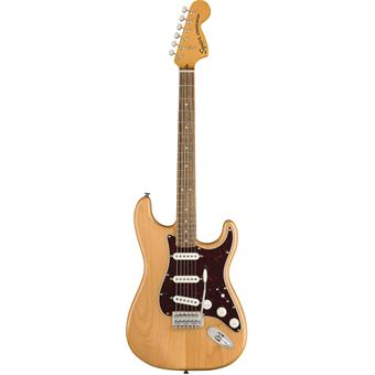 Squier Classic Vibe '70s Stratocaster LRL Natural electric guitars
