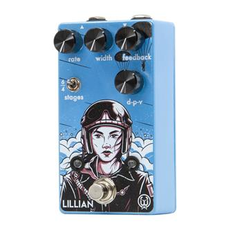 Walrus Audio Lillian pédale flanger/phaser