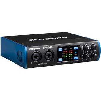 Presonus Studio 26c USB audio interface