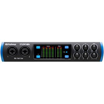 Presonus Studio 68c USB audio-interface