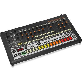 Behringer RD-8 Analog Rhythm Designer Drum Machine Home