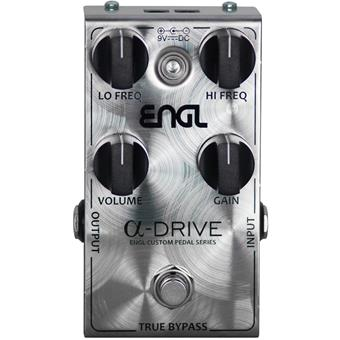 Engl EP03 Alpha Drive Custom Pedal overdrive pedal