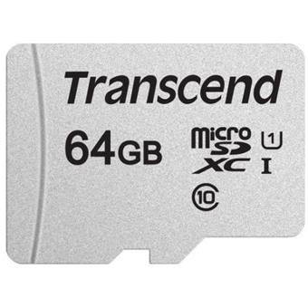 Transcend 64GB Micro SDHC Card Class 10 Flash Drive/USB Speicher/SD Karte