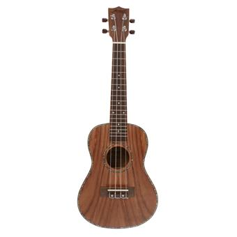 Morgan Guitars UK-C500 Natural Koa ukulele