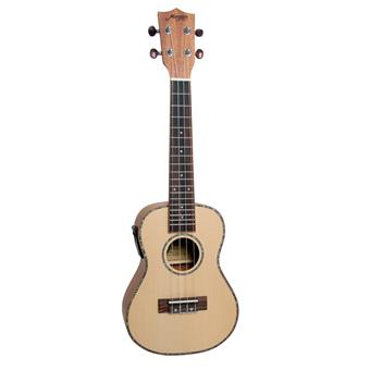 Morgan Guitars UK-T250SE Natural ukulele