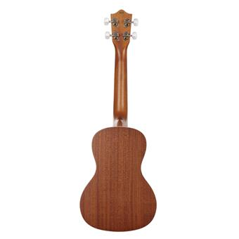 Morgan Guitars UK-C300 Natural Mahogany ukulele