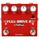 Fulltone Full-Drive 2 V2 Red