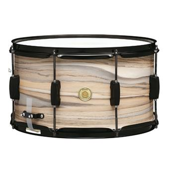 Tama WP1465BK-WBW Snare Drum White Birch birch snare drum