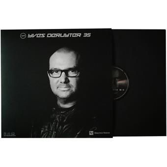 Media Yves Deruyter 35 Vinyl vinyl/cd/slipmat
