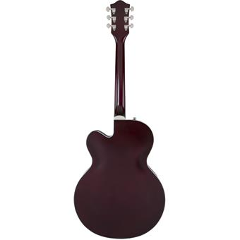 Gretsch G2420T-P90 Limited Edition Streamliner Bigsby Midnight Wine Satin semi-acoustic guitar