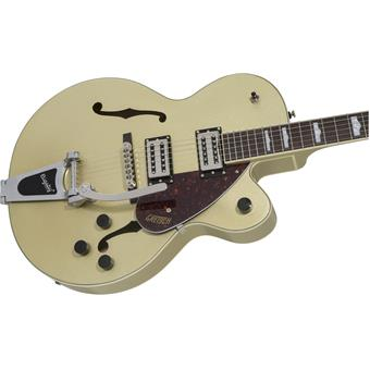 Gretsch G2420T Streamliner Bigsby Golddust semi-acoustic guitar
