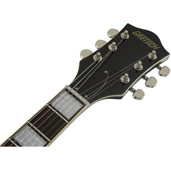 Gretsch G2655 Streamliner Center Block Jr Gunmetal semi-acoustic guitar