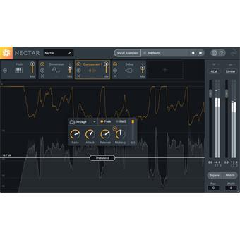 Izotope Music Production Suite 2 Upgrade From MPB2 Audio-/Effektplugin
