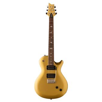 Paul Reed Smith SE Santana Singlecut Trem Egyptian Gold elektrische gitaar