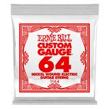 Ernie Ball 1164 - Nickel Wound Electric .064