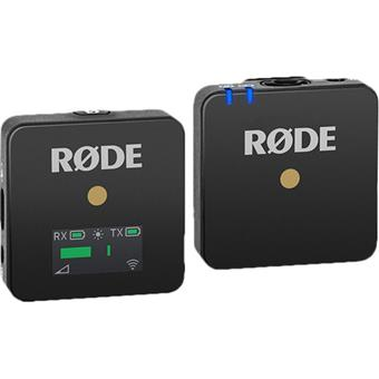 Rode Wireless GO reporter/camera microphone