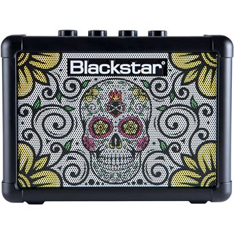 Blackstar FLY 3 Sugar Skull compacte gitaarcombo