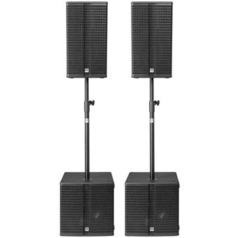 HK Audio Linear 3 Compact Pack active PA-set