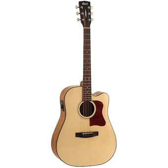 Cort AD-DAO Natural dreadnought guitar