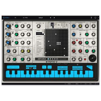 Arturia V-Collection 7 Boxed Version virtual instrument/sampler