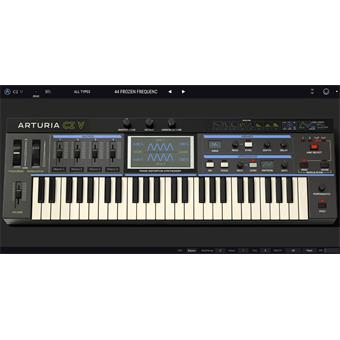 Arturia V-Collection 7 Boxed Version instrument virtuel/sampler