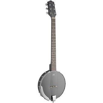 Stagg BJW-OPEN 6E banjo