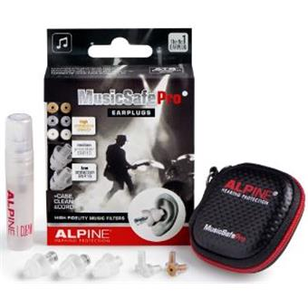Alpine MusicSafe Pro Transparant protection auditive