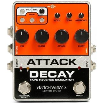 Electro Harmonix Attack Decay delay/echo/looper pedal