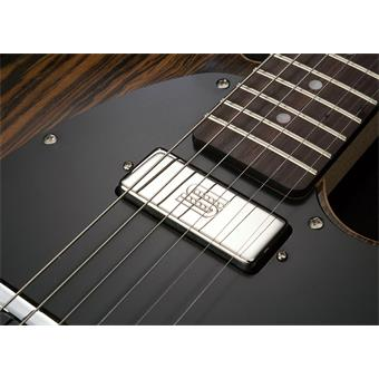 Michael Kelly Guitars Mod Shop 55 Ebony Duncan  electric guitar