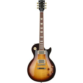 Gibson 2019 Les Paul Traditional Tobacco Burst electric guitar
