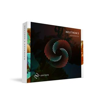 Izotope Neutron 3 Advanced  Audio-/Effektplugin