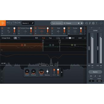 Izotope Neutron 3 Standard audio/effect plugin