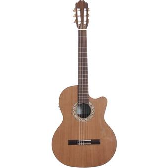 Kremona S65CW classical guitar with electronics