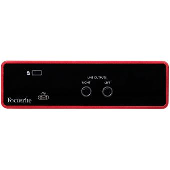 Focusrite Scarlett 3 Solo interface audio USB