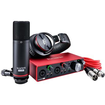 Focusrite Scarlett 3 Studio USB audio interface