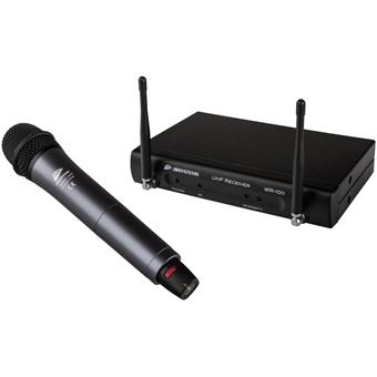 JB Systems WMS-100 wireless handheld microphone