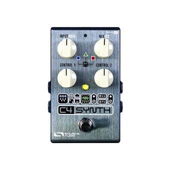 Source Audio C4 Synth Pedal synthesizer/ring modulator pedal