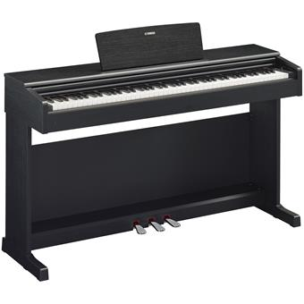 Yamaha YDP-144 Black digital home piano