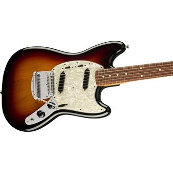 Fender Vintera '60s Mustang PF 3-Color Sunburst alternative design guitar