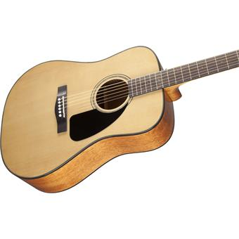 Fender CD-60 Dread V3 DS Walnut Natural westerngitaar