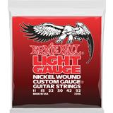 Ernie Ball 2208 Light Nickel Wound With Wound G