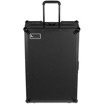 UDG U91054BL Multi Format XXL Black Plus (Laptop Shelf, Trolley + Wheels) tas/koffer voor dj