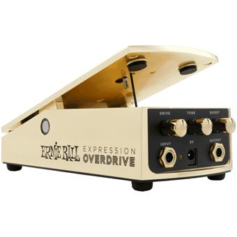 Ernie Ball 6183 Expression Overdrive overdrive pedaal