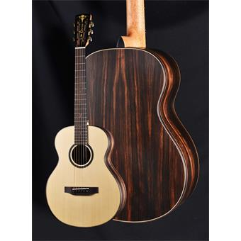 Crafter Mino/Macassar acoustic-electric orchestra guitar