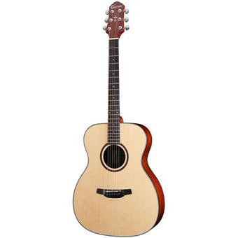 Crafter HT200CE FS acoustic-electric dreadnought guitar