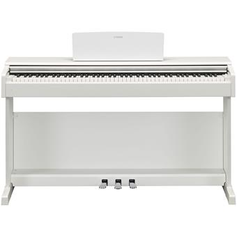 Yamaha YDP-144 White digital home piano
